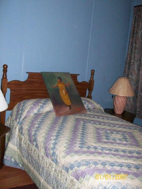 Bessie Smith's room