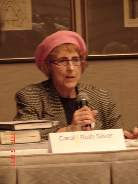 Carol Ruth Silver, Freedom Rider