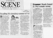 Anita Creamer Article