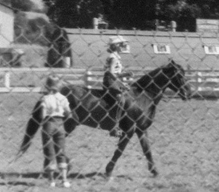 Junior Riders' Horse Show