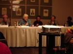Authors' panel
