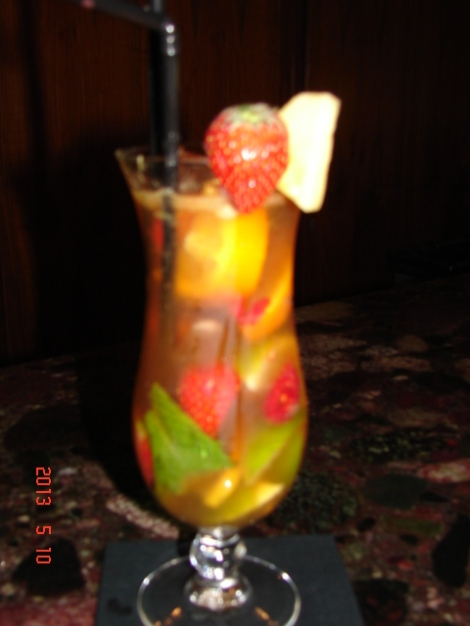 Pimm's Cup 2