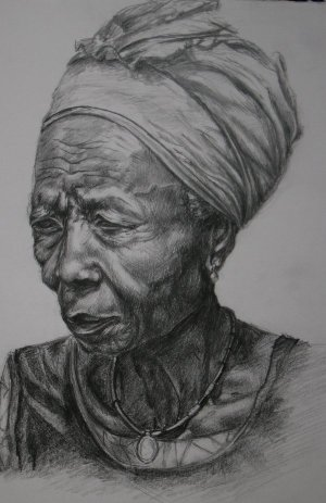 Old_black_woman_by_Tadadaaamm