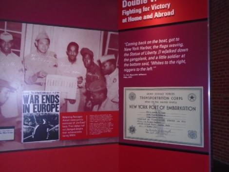 Tuskegee Came home to no hoopla